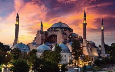 Yet another political move the world did not need: the reversion of Hagia Sophia into a mosque